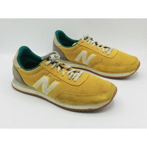 New Balance 720 Aspen Gold Sesame Retro Sneakers